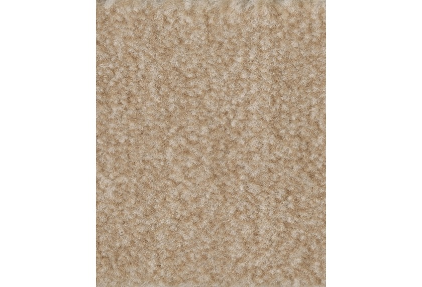 Hometrend FLIRT/CABARET Teppichboden, Velours meliert, beige/Natur