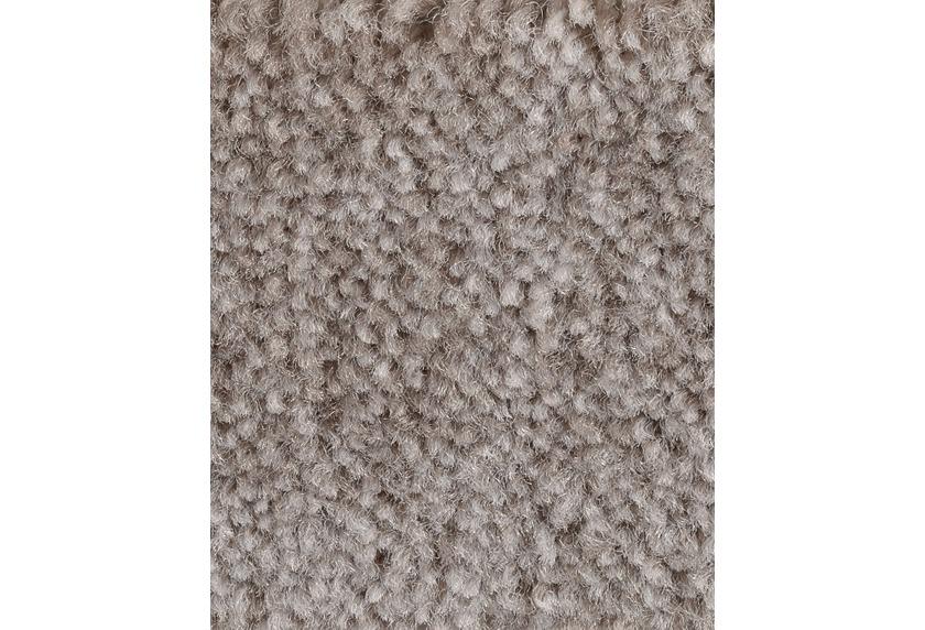 Hometrend CAPELLA/RACHEL Teppichboden, Velours meliert, beige/Natur