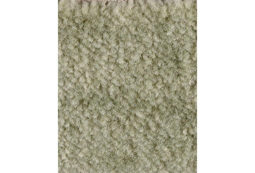 ilima Teppichboden Velours CAPELLA/RACHEL blassgrün meliert