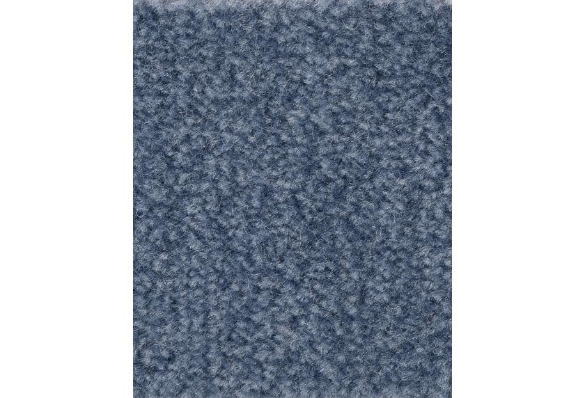 Hometrend FLIRT/CABARET Teppichboden, Velours meliert, blau