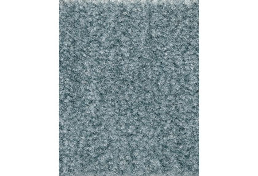 ilima Teppichboden Velours FLIRT/CABARET meliert hellblau
