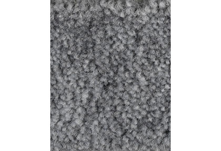 Hometrend CAPELLA/RACHEL Teppichboden, Velours meliert, grau