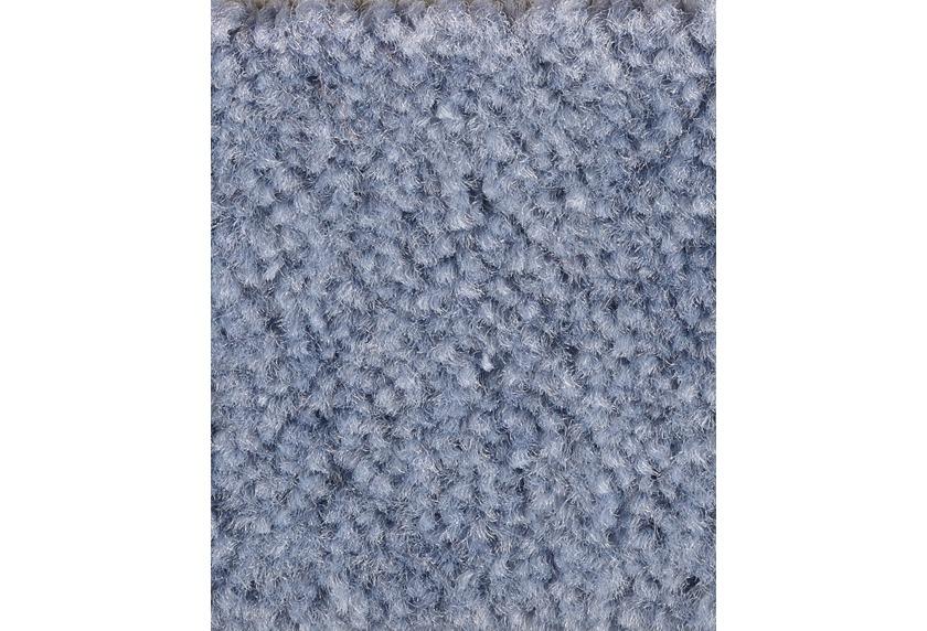 ilima Velours-Teppichboden CAPELLA/RACHEL hellblau meliert