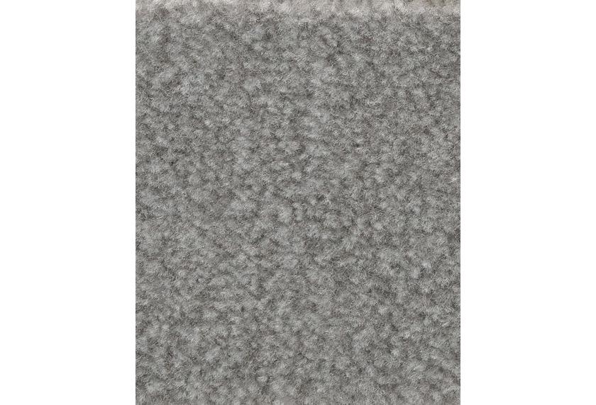 Hometrend FLIRT/CABARET Teppichboden, Velours meliert, kiesgrau