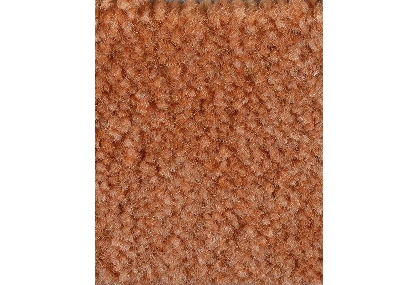 Hometrend CAPELLA/RACHEL Teppichboden, Velours meliert, orange