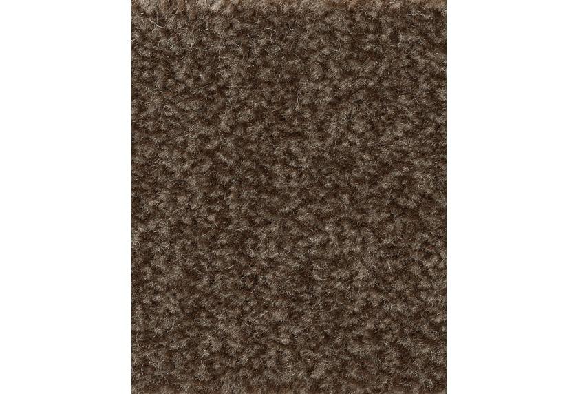 Hometrend FLIRT/CABARET Teppichboden, Velours meliert Sepia