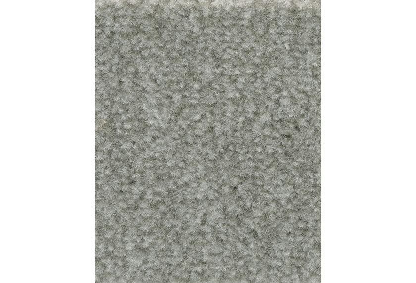 Hometrend FLIRT/CABARET Teppichboden, Velours meliert Zinngrau