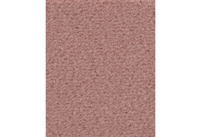 Hometrend ANDIAMO/CATS Teppichboden, Velours uni, rosa