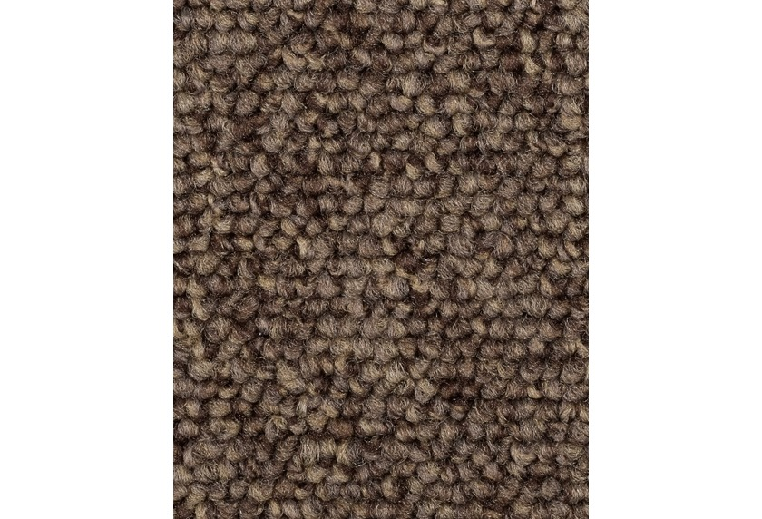 Hometrend ROPERO TR Teppichboden, Schlinge meliert, braun