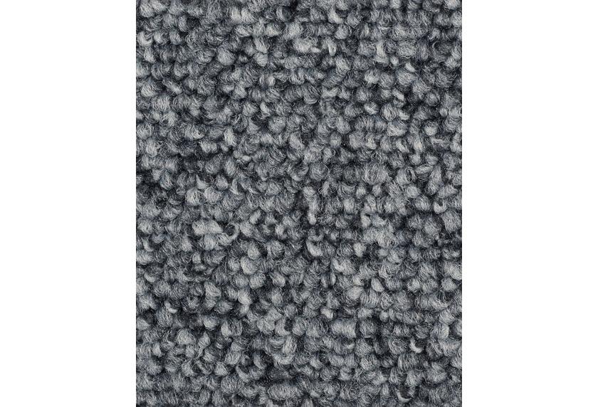 Hometrend ROPERO VR Teppichboden, Schlinge meliert, grau
