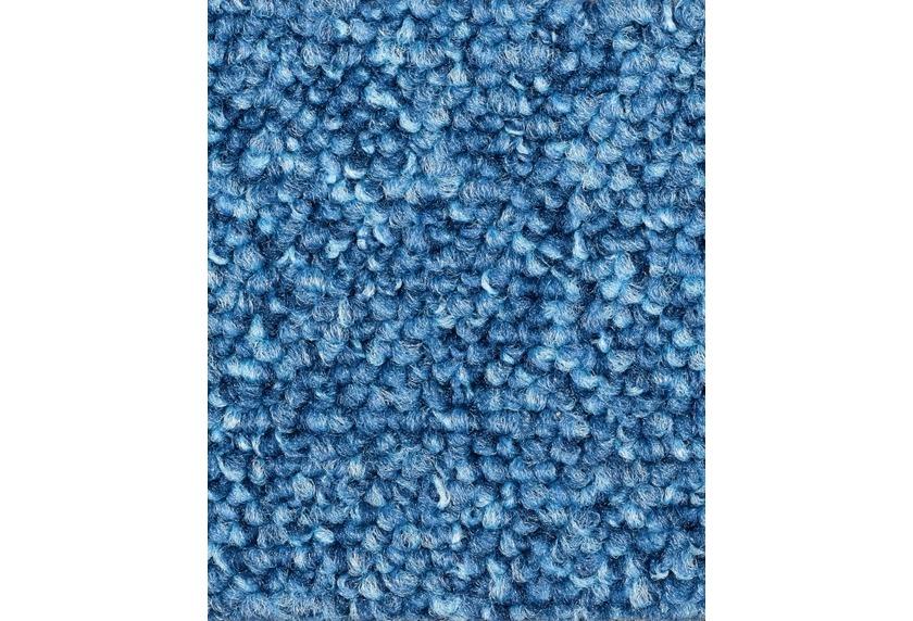 Hometrend ROPERO VR Teppichboden, Schlinge meliert, hellblau