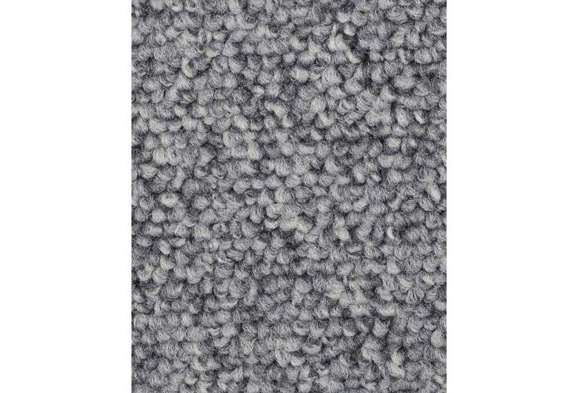 Hometrend ROPERO TR Teppichboden, Schlinge meliert silber/grau