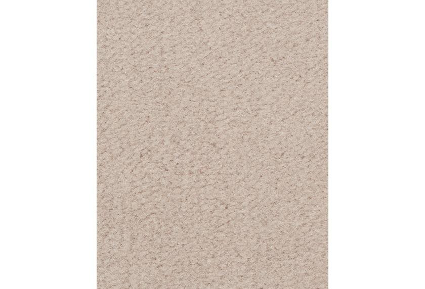 Hometrend COMODA Teppichboden, Uni-Velours, beige/grau