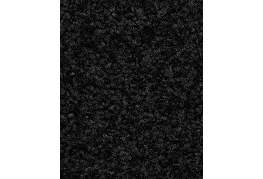 hometrend bussola teppichboden uni velours schwarz bodenbel ge bei tepgo kaufen. Black Bedroom Furniture Sets. Home Design Ideas
