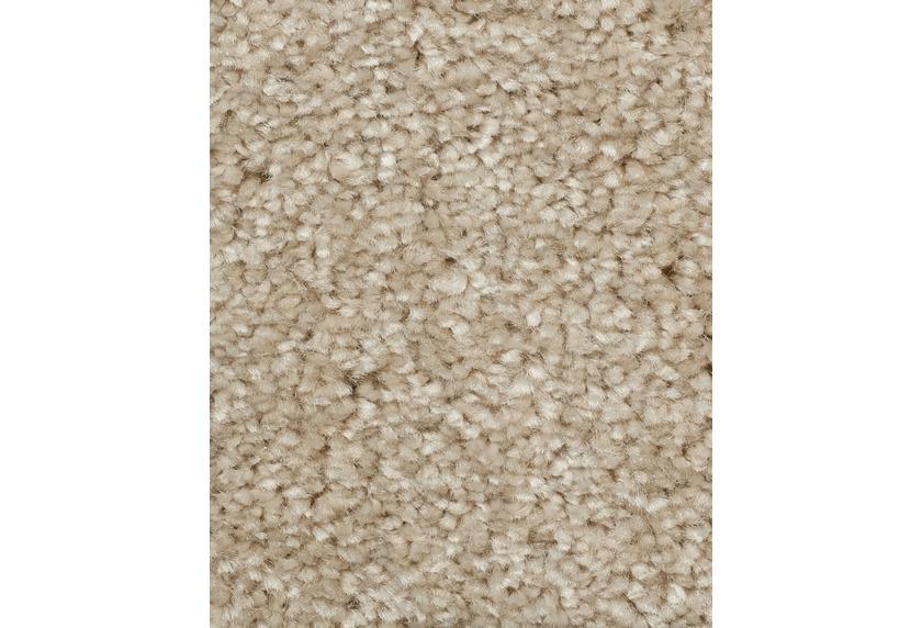 Hometrend FRUTERO Teppichboden, Velours, beige