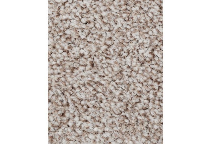 Hometrend LIBERIA Teppichboden, Velours gemustert, braun/beige