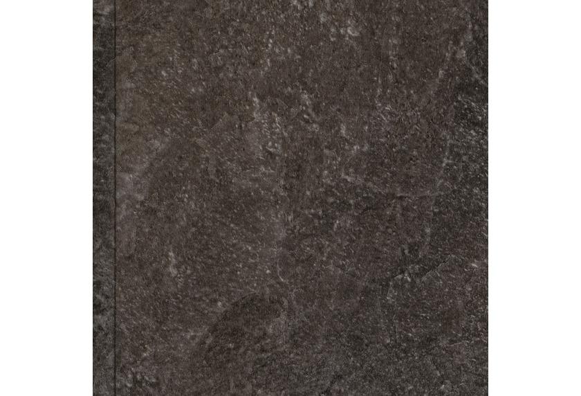 ilima Vinylboden PVC Kadira Fliesenoptik dunkel-grau anthrazit
