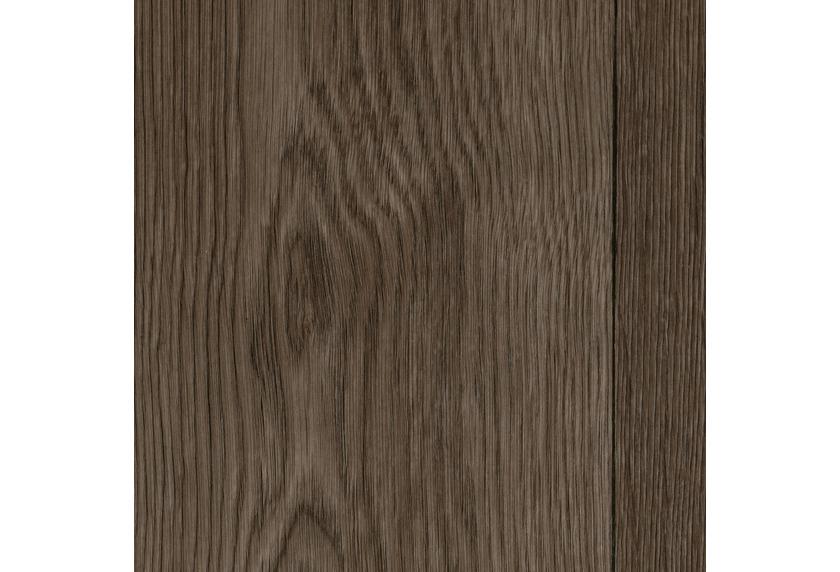ilima Vinylboden PVC Holzoptik Diele Eiche grau/braun dunkel 00 cm breit