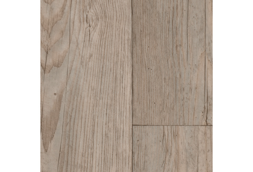 ilima Vinylboden PVC Sölden Holzoptik Diele Eiche creme/grau hell