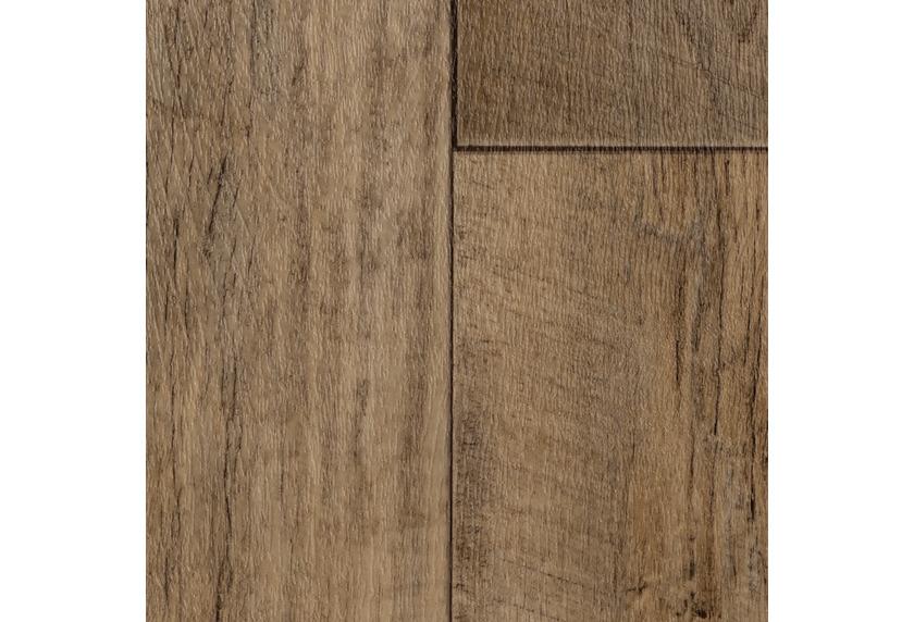 ilima Vinylboden PVC HAMBO Holzoptik Diele Eiche braun/grau rustikal