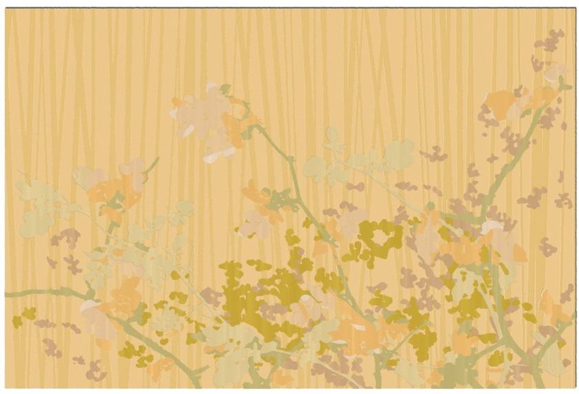 JAB Anstoetz Teppich Characters Blossom 095