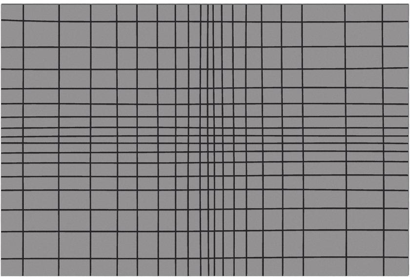 JAB Anstoetz Teppich Characters Grid 090