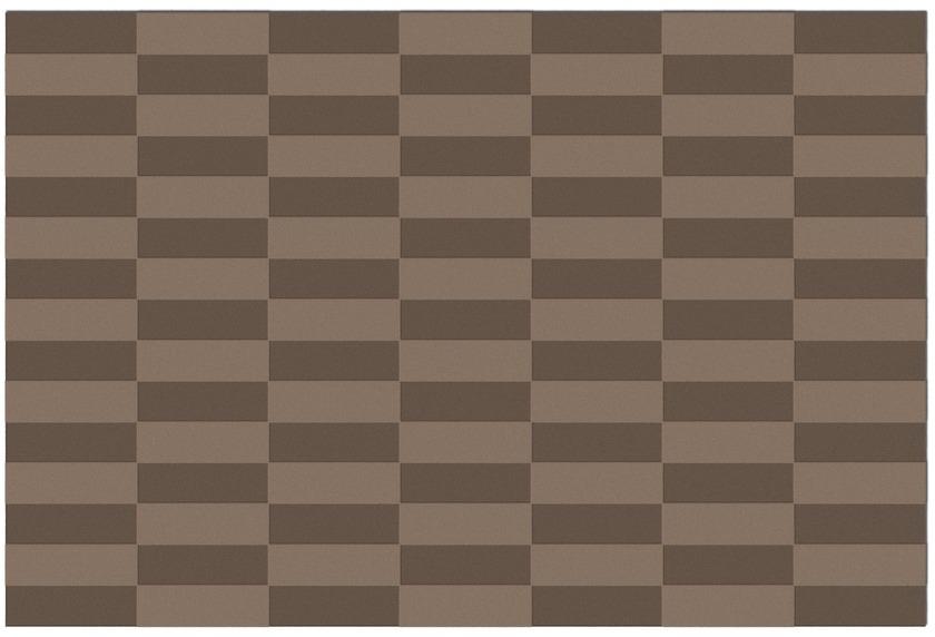 JAB Anstoetz Teppich Characters Long Chess 099