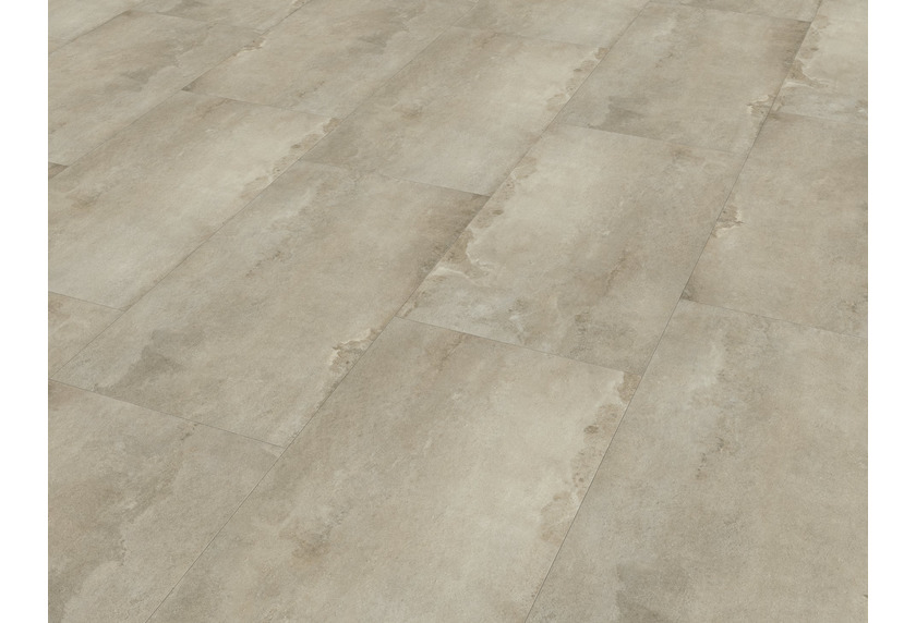 JAB Anstoetz LVT Designboden Used Concrete Creme