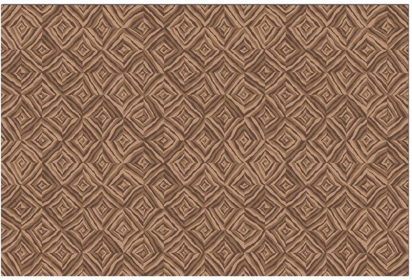 JAB Anstoetz Teppich Characters Rhomb 095