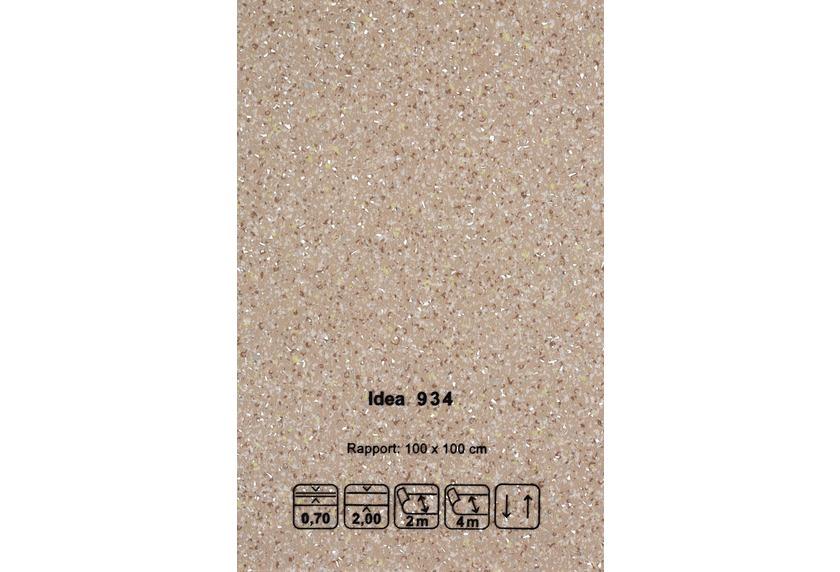 joka cv belag idea farbe 934 braun bodenbel ge bei tepgo. Black Bedroom Furniture Sets. Home Design Ideas