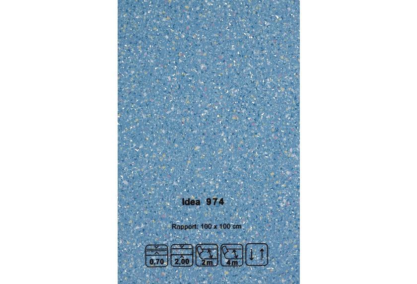 JOKA CV-Belag Idea - Farbe 974 blau