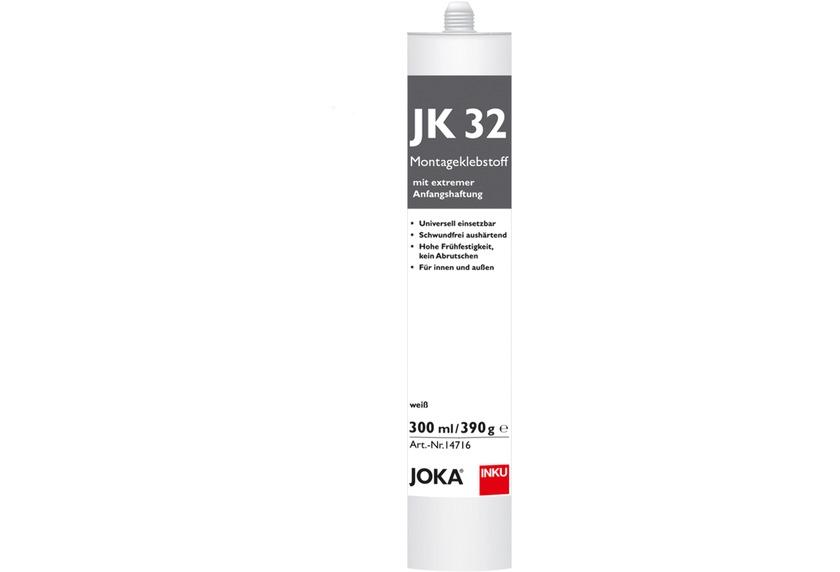 JOKA JK 32 Montageklebstoff weiß 300 ml