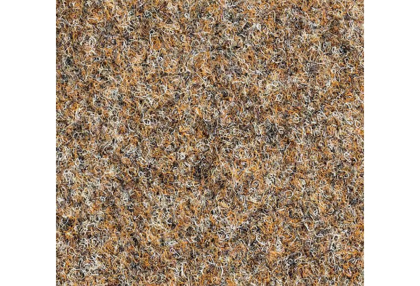 JOKA Teppichboden Nadelvlies Granit GT - Farbe 62 braun