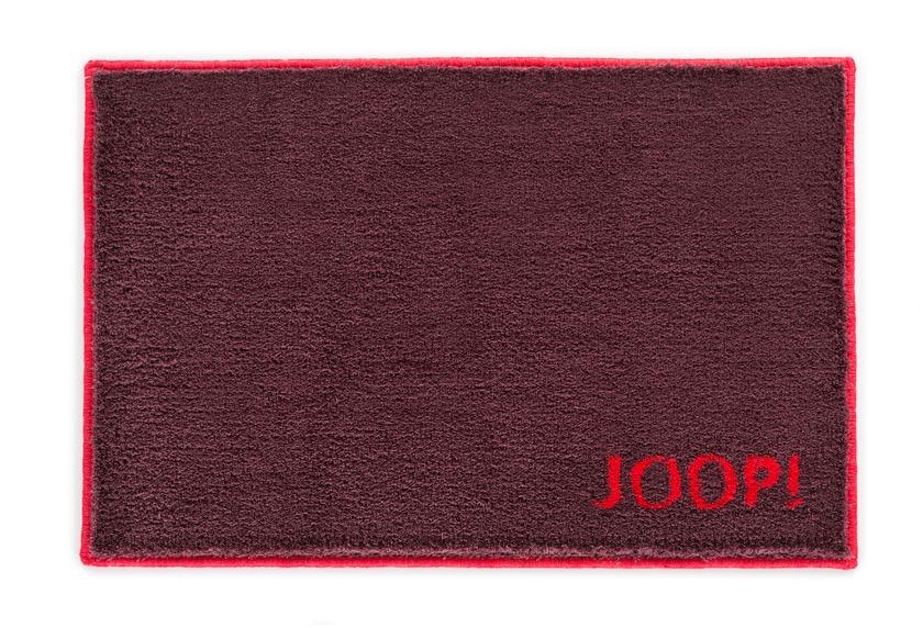JOOP! Badteppich, CLASSIC, 228 rotbuche