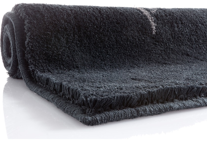 joop badteppich cornflower 15 schwarz badteppiche bei tepgo kaufen versandkostenfrei. Black Bedroom Furniture Sets. Home Design Ideas