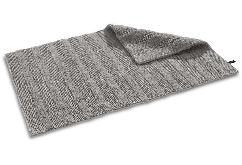 joop badteppich cotton stripes basalt badteppiche bei tepgo kaufen versandkostenfrei. Black Bedroom Furniture Sets. Home Design Ideas