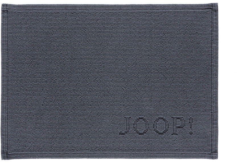 JOOP! Badteppich SIGNATURE 413 light anthrazit