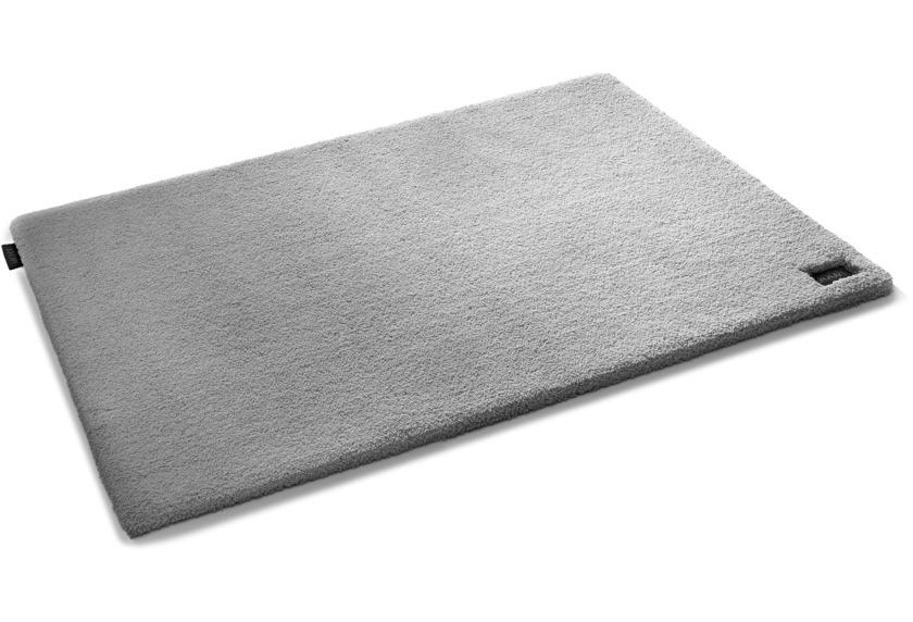 joop badematte basic kiesel badteppiche bei tepgo kaufen versandkostenfrei. Black Bedroom Furniture Sets. Home Design Ideas