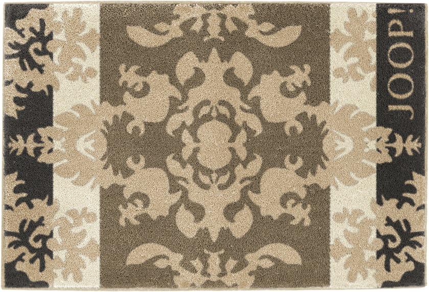 joop badteppich elegance ornament travertin badteppiche bei tepgo kaufen versandkostenfrei. Black Bedroom Furniture Sets. Home Design Ideas