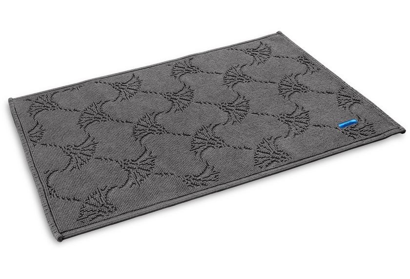joop badezimmerteppich new cornflower anthrazit badteppiche bei tepgo kaufen versandkostenfrei. Black Bedroom Furniture Sets. Home Design Ideas