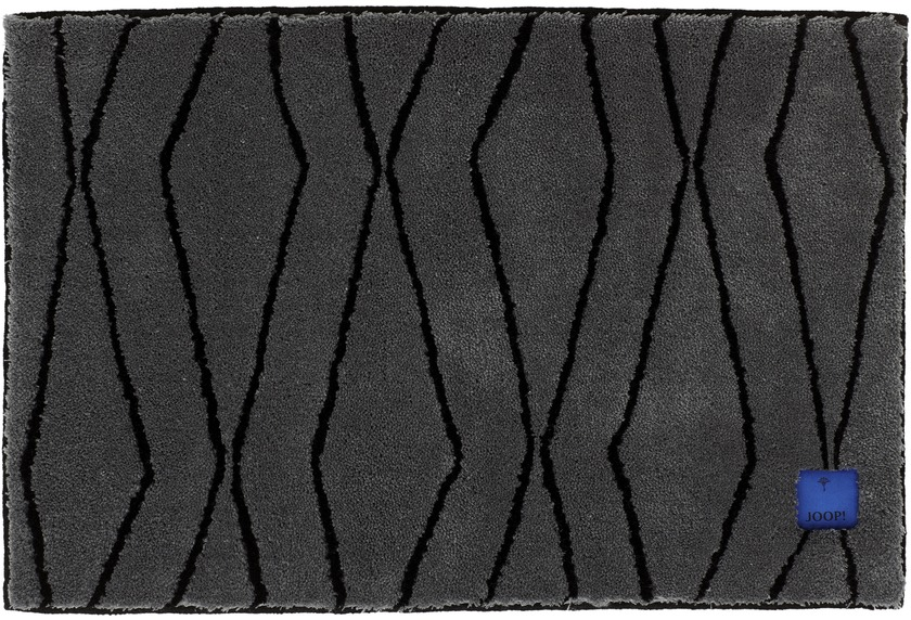 joop badematte new matrix graphit badteppiche bei tepgo kaufen versandkostenfrei. Black Bedroom Furniture Sets. Home Design Ideas