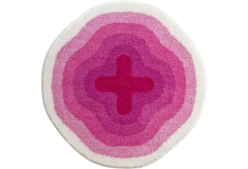 GRUND , Badteppich, KARIM RASHID Concept 03 196 pink