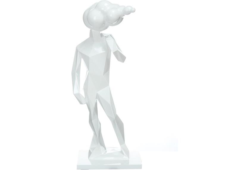 Kayoom Skulptur Kenya 310 Weiß