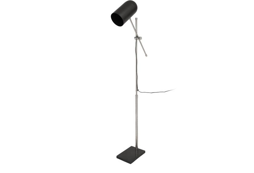 Kayoom Stehlampe Celeste 125 Schwarz / Silber