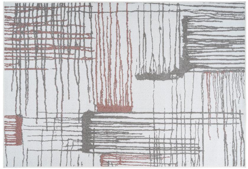 Kayoom Teppich Kodiak - Shuyak Puderrosa