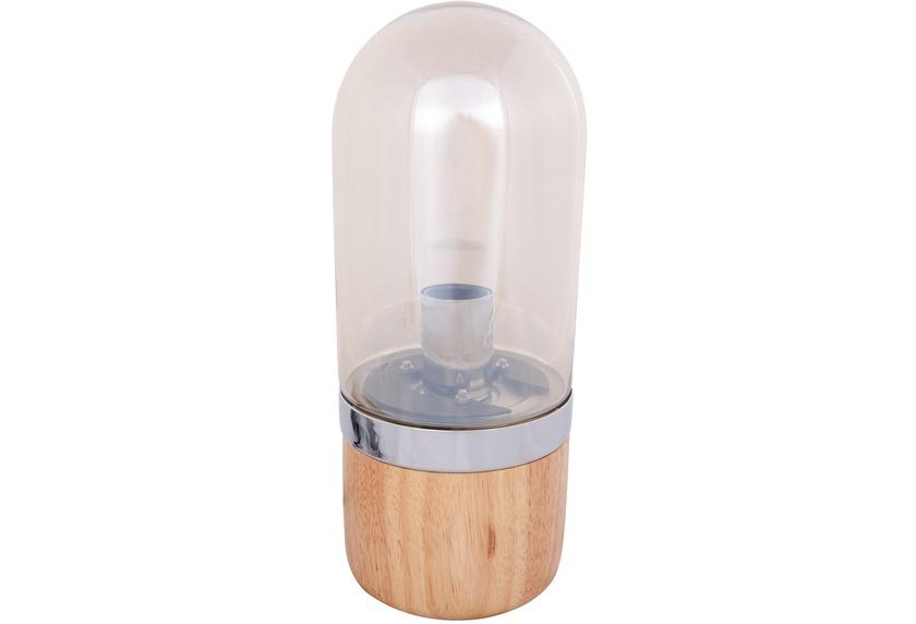 Kayoom Tischlampe Malbi 500 Champagner / Holz