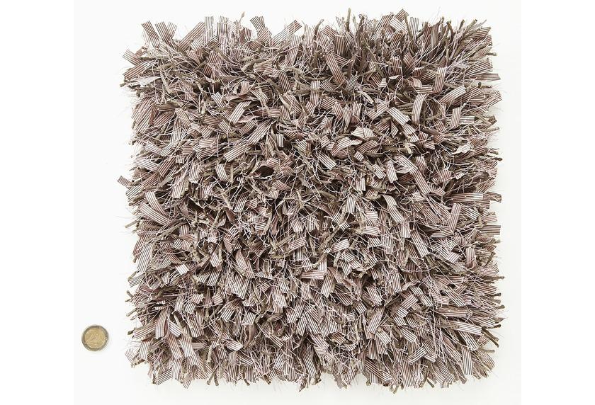 Kelii Hochflor-Teppich Blanche 41 pink