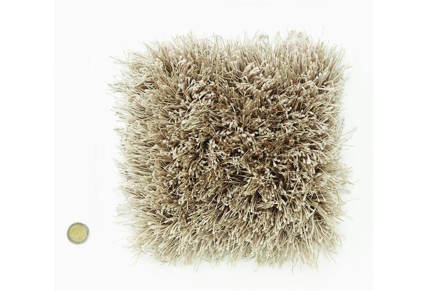 kelii hochflor teppich elias 15 taupe im wunschma konfigurieren und bei tepgo kaufen. Black Bedroom Furniture Sets. Home Design Ideas