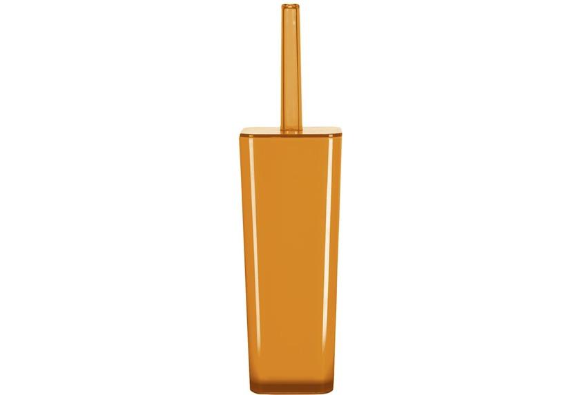 Kleine Wolke WC-Bürstengarnitur Easy, Orange 37 x 10 cm