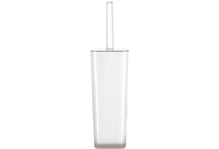 Kleine Wolke WC-Bürstengarnitur Easy, Schneeweiß 37 x 10 cm